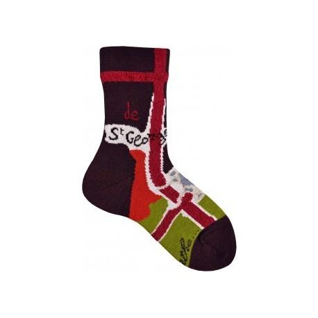 Chaussettes Edouard 3-Berthe aux grands pieds