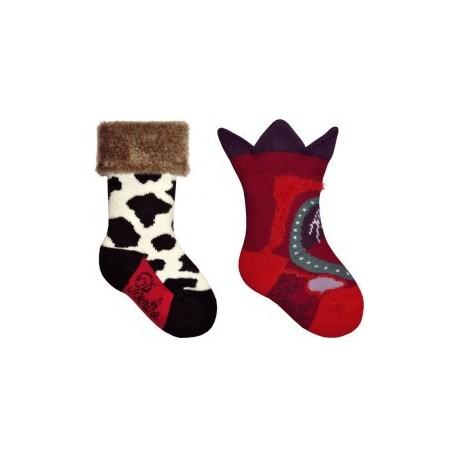 Chaussettes Bébé en coton dEgypte-Berthe aux grands pieds