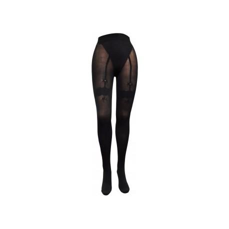 Collants Sexy Chic noir-noir-Berthe aux grands pieds